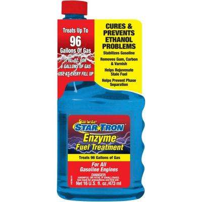 Star Tron 16 oz. Enzyme Fuel Treatment - Classic Gas Formula