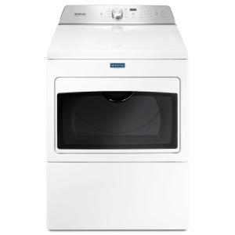 Maytag 70 cu ft 240 volt white electric vented dryer with wrinkle 240 volt white electric vented dryer with intellidry sensor fandeluxe Images