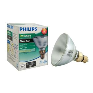 philips 90 watt equivalent halogen par38 dimmable philips 90 watt equivalent halogen par38 indoor outdoor 247