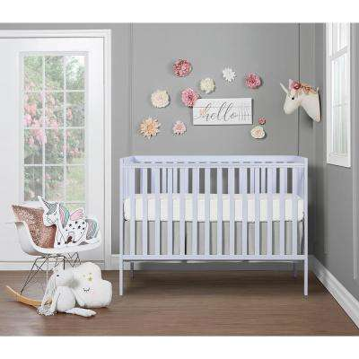 Synergy Lavender Ice 5-in-1 Convertible Crib