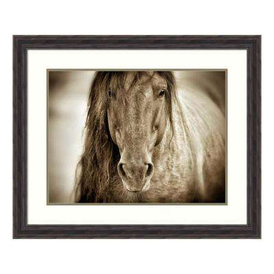 """Mustang Sally"" by Lisa Dearing Framed Wall Art"