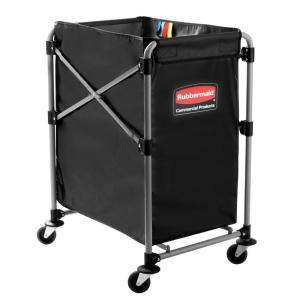 Rubbermaid Commercial Products Executive 4-Bushel Collapsible Basket X-Cart by Rubbermaid Commercial Products