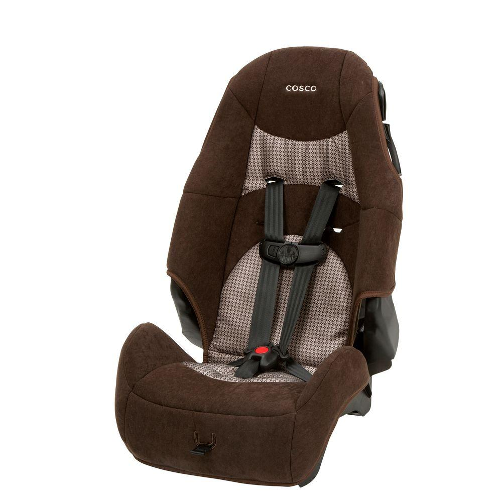 Safety 1st Cosco High Back Booster Car Seat, Falcon-22253BJP - The
