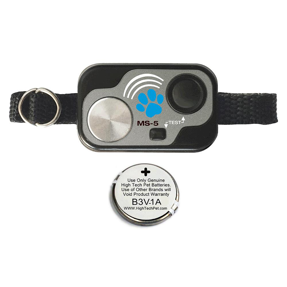High Tech Pet Electronic Water Resistant Extra Rugged Pet Collar Ms