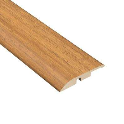 Strand Woven Bamboo Rio 7/16 in. Thick x 1-5/16 in. Wide x 94 in. Length Vinyl Multi-Purpose Reducer Molding
