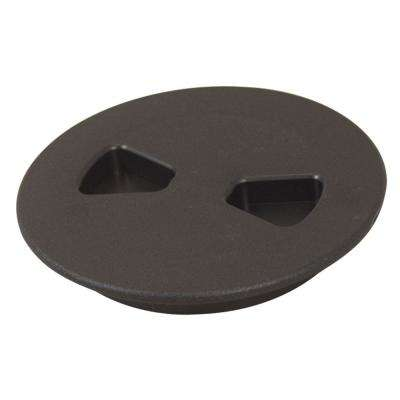 Sure-Seal Screw Out Deck Plates in Black