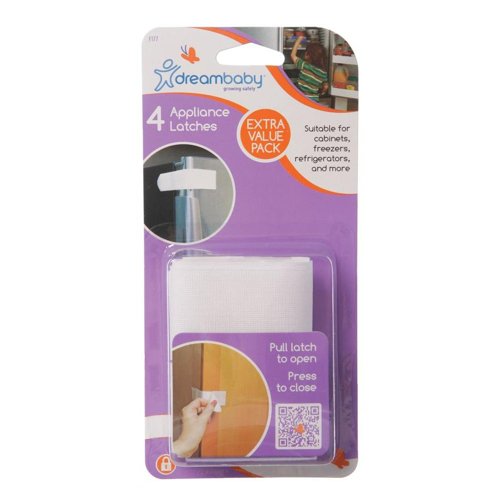 Appliance Latch (4-Pack)