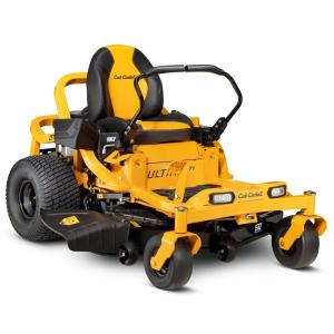 RYOBI 38 in  75 Ah Battery Electric Rear Engine Riding Lawn