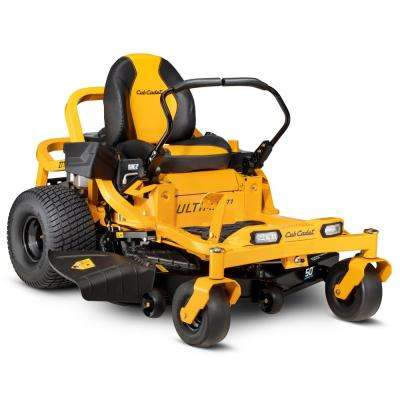 50 in. Fabricated Deck 23 HP Kawasaki FR Series V-Twin Dual Hydrostatic Zero Turn Mower with Lap Bar Control