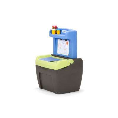 Toy Box Easel