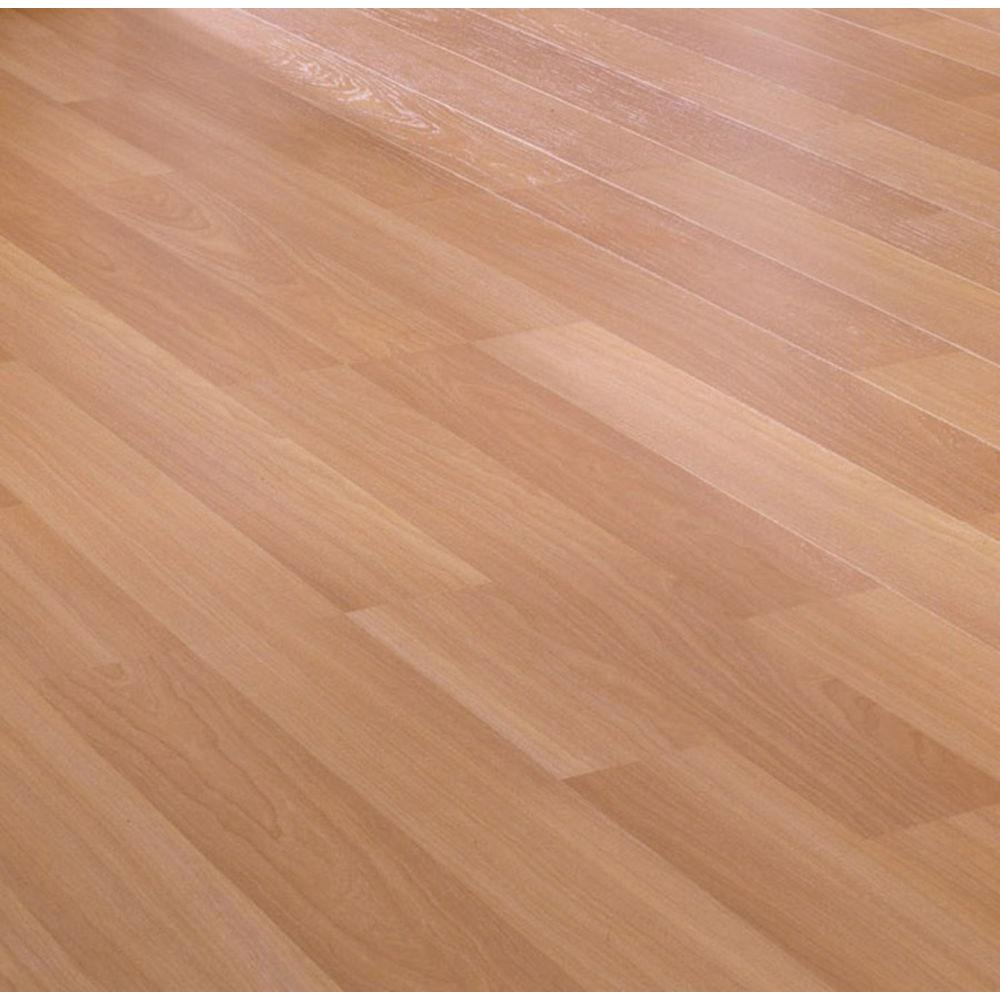 null Maple Block Laminate Flooring - 5 in. x 7 in. Take Home Sample-DISCONTINUED