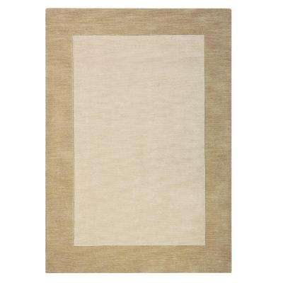 Melrose Beige 9 ft. 9 in. x 13 ft. 9 in. Area Rug