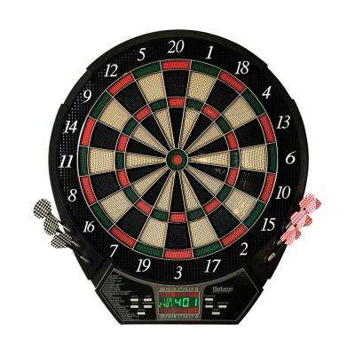 Magnum 1.1 in. Electronic Soft Tip Dartboard