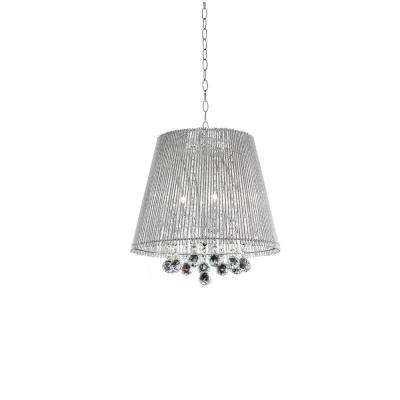Dreamer 3-Light Crystal Ceiling Lamp