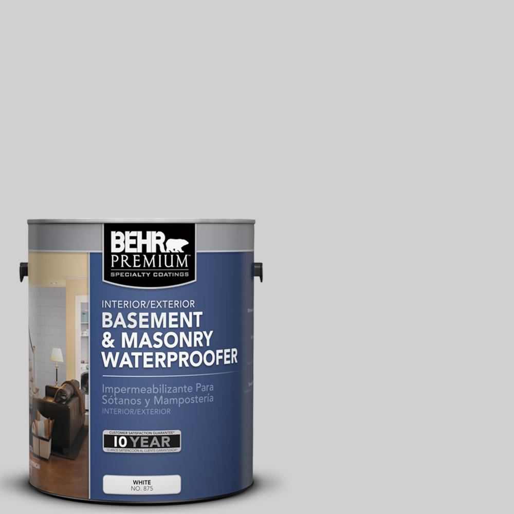 1 gal. #N520-1 White Metal Basement and Masonry Waterproofer
