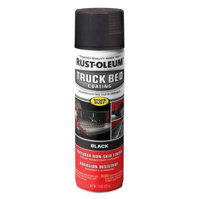 15 oz. Black Truck Bed Coating Spray