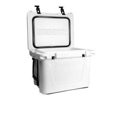 Ranger Series 25 Qt. Chest Cooler in White