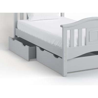 Dove Gray Storage Drawer