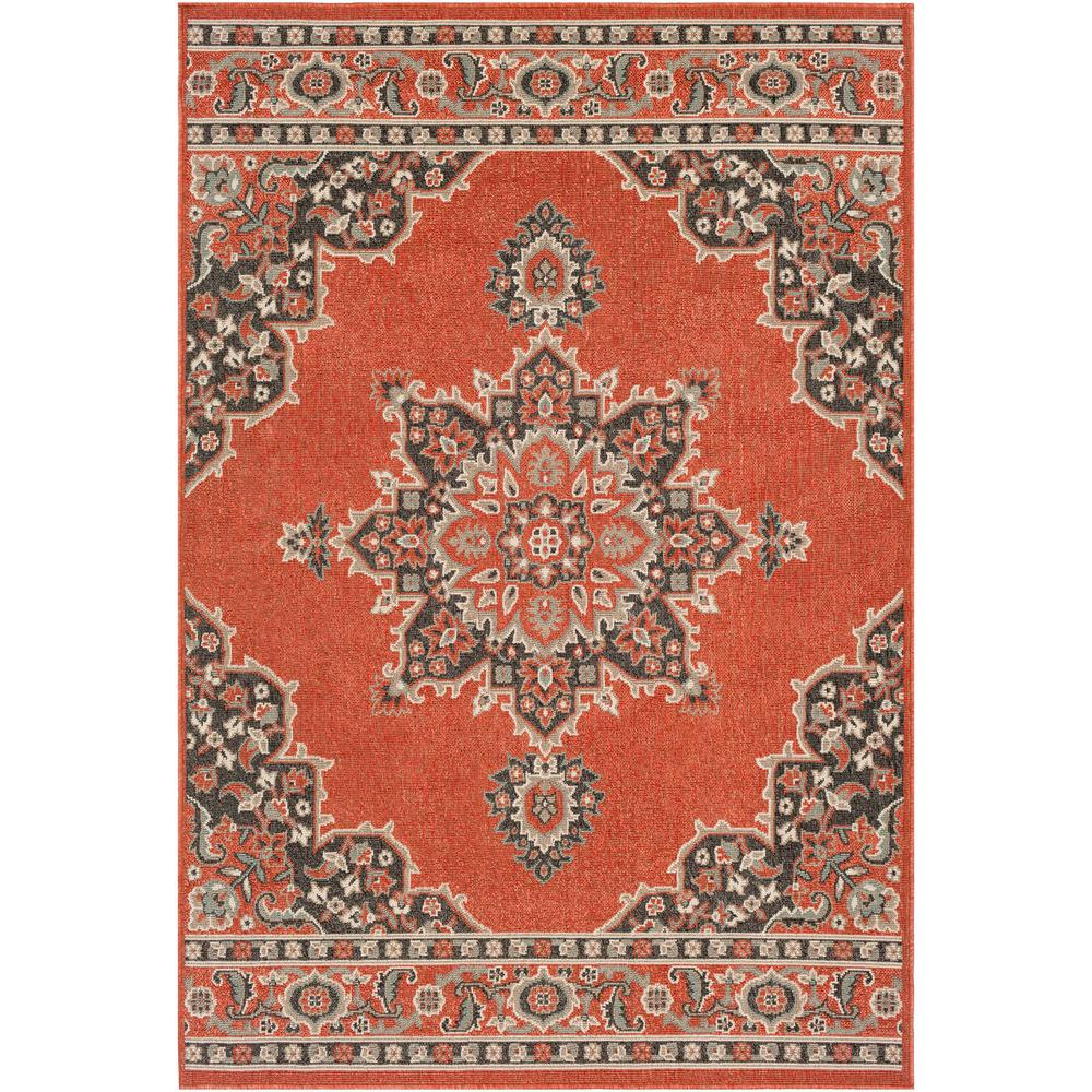 Artistic Weavers Felix Burnt Orange 3