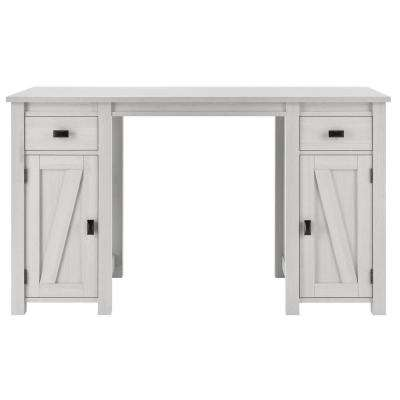 Brownwood White Craft Table
