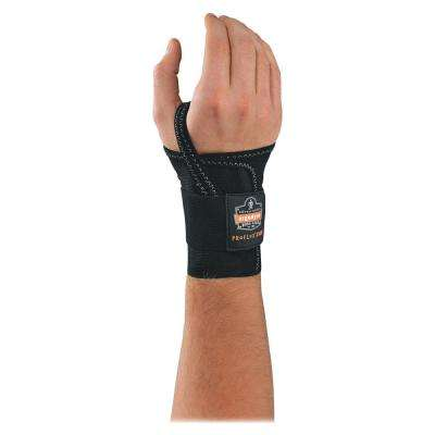 4000 Single Strap Left Wrist Support - extra-large