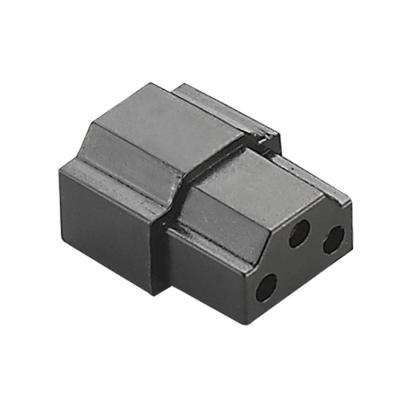 Butt Connector, Black