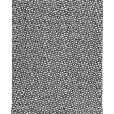 Umbria Grey 8 ft. x 10 ft. Area Rug