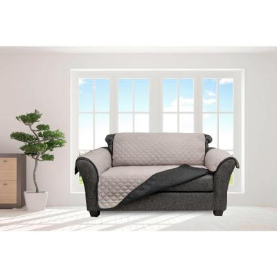 Slipcovers Living Room Furniture The Home Depot