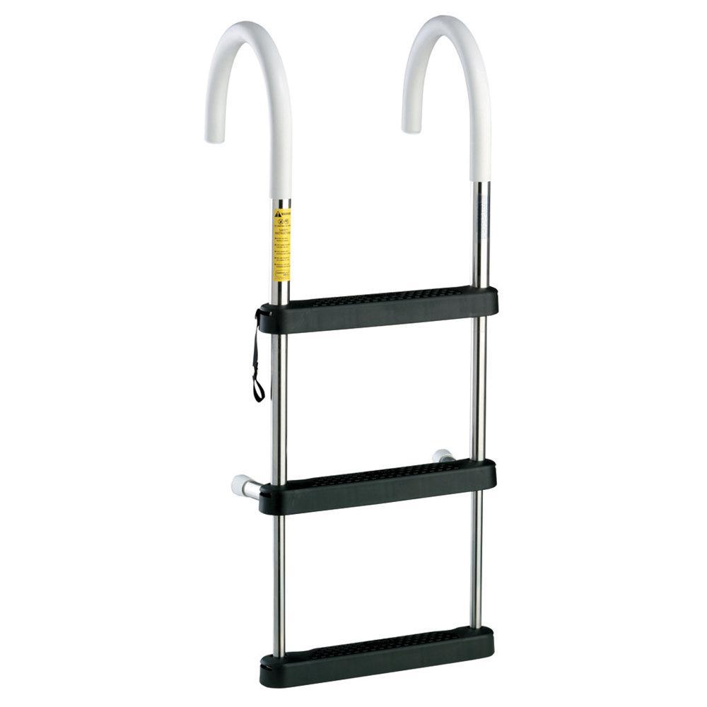 Eez-In Telescoping Hook Ladder