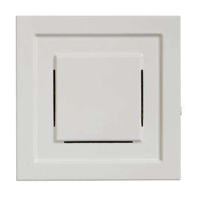 Wireless Plug-In Door Chime Receiver, White