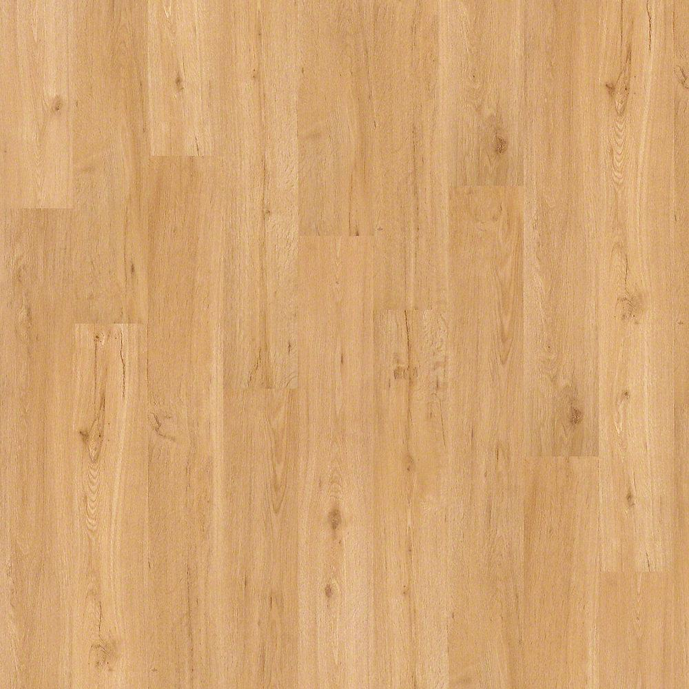 Shaw Take Home Sample - Wisteria Nougat Resilient Vinyl Plank Flooring - 5 in. x 7 in.