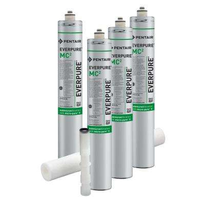 HF CSF Quad Kit Water Filters