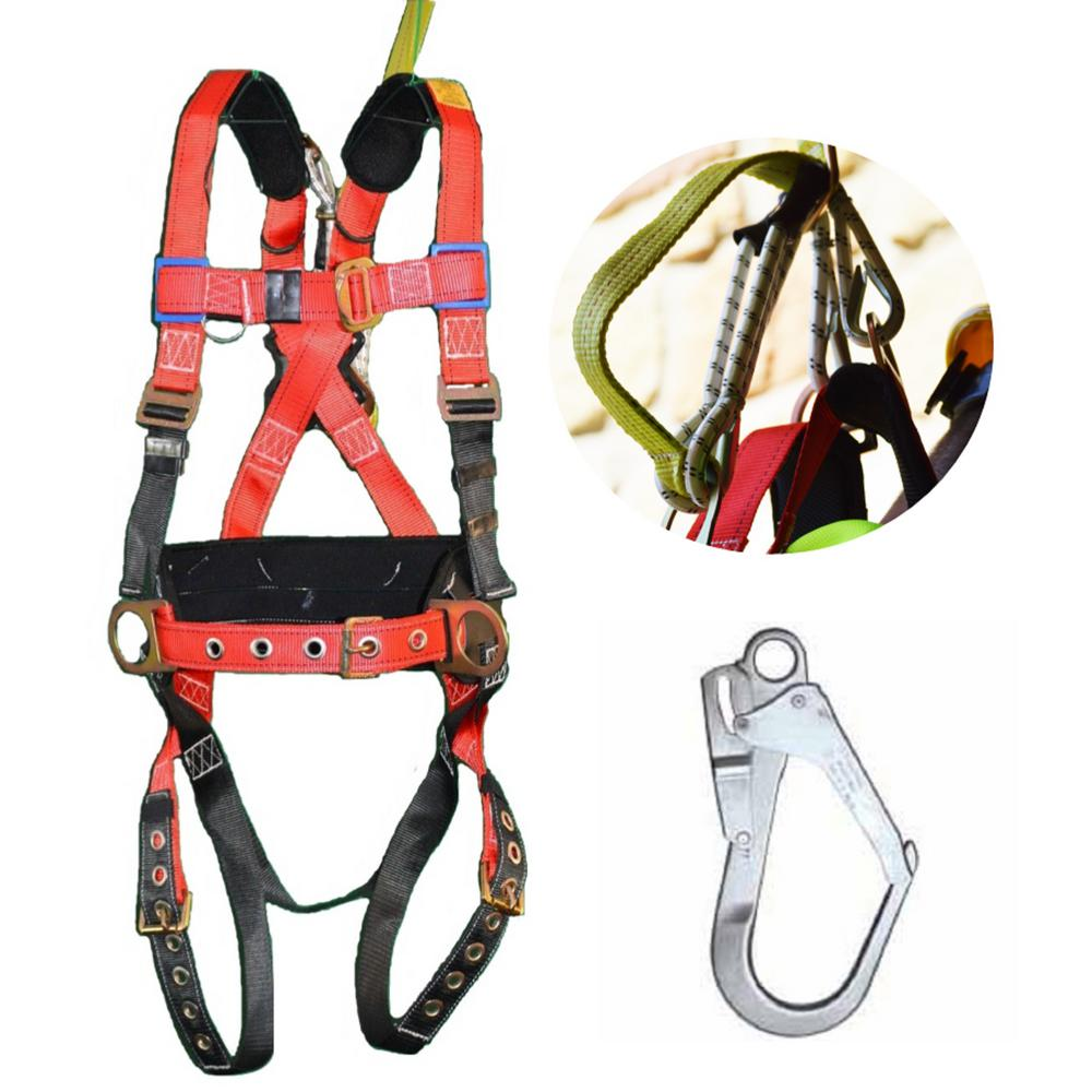 3-in-1 Dennington Tradesman Harness Medium Large Hook