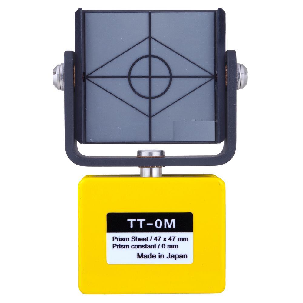 Monitoring Prism Sheet with Magnetic Target