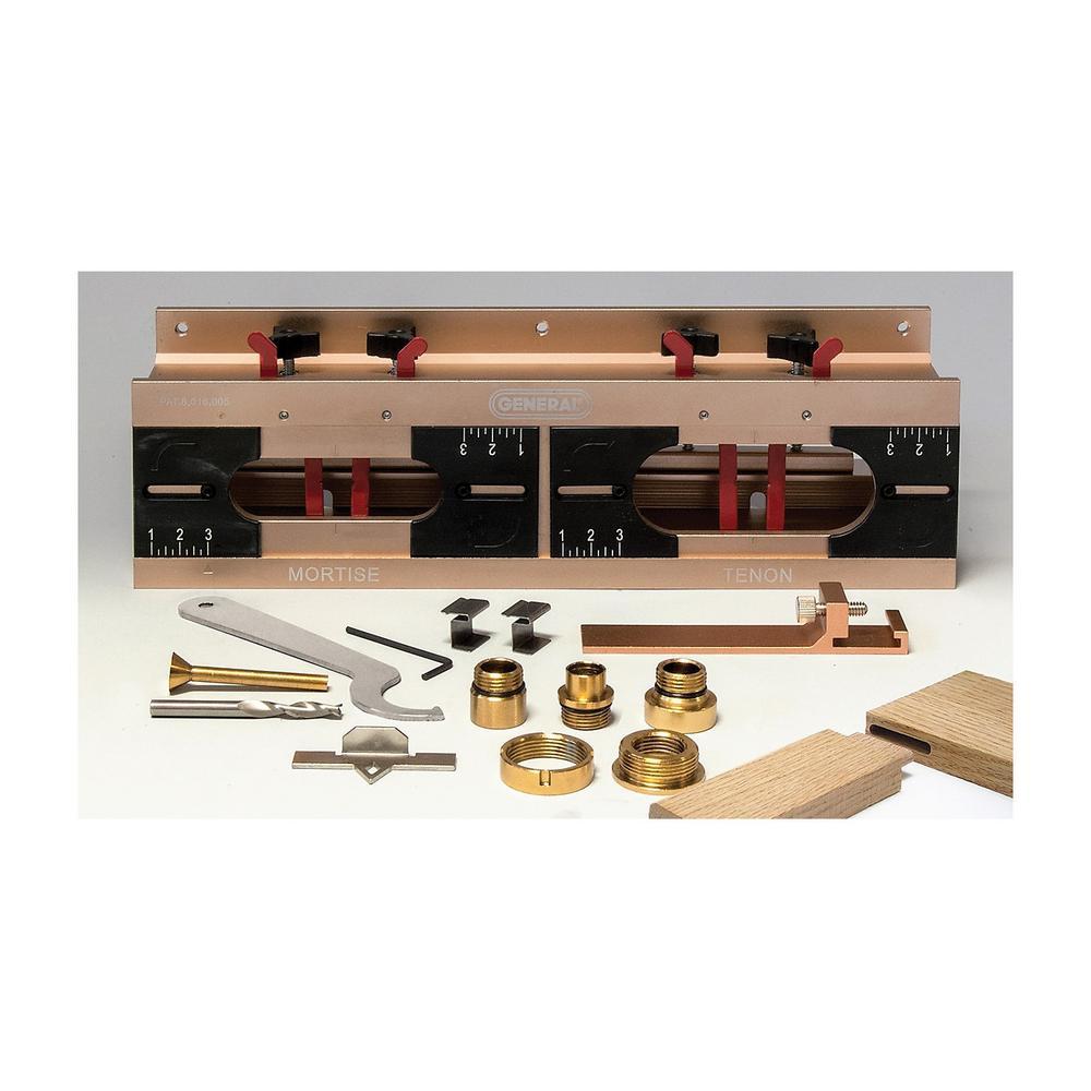 General Tools EZ Pro Aluminum Dovetail Jig Kit II-861 - The