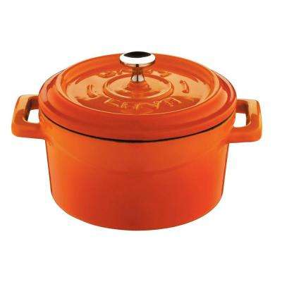 Signature Cast Iron Mini Dutch Oven
