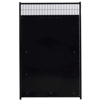 5 ft. x 4 ft. HDPE Isolation Panel Kit for 4 ft. Panel