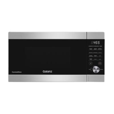 1.6 cu. ft. Countertop Microwave ExpressWave in Stainless Steel with Sensor Cooking Technology