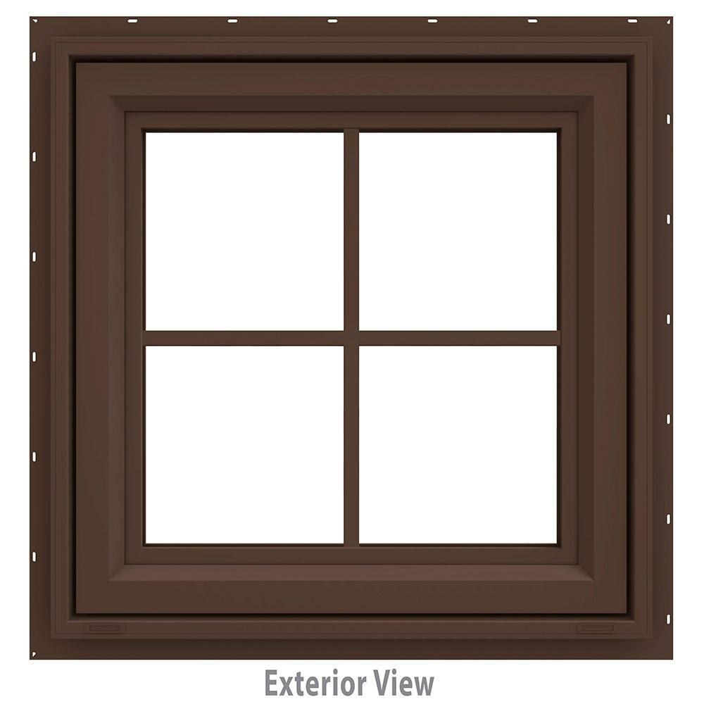 Inspirational Awning Style Basement Windows