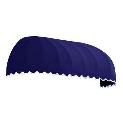 10 ft. Chicago Window/Entry Awning (31 in. H x 24 in. D) in Navy