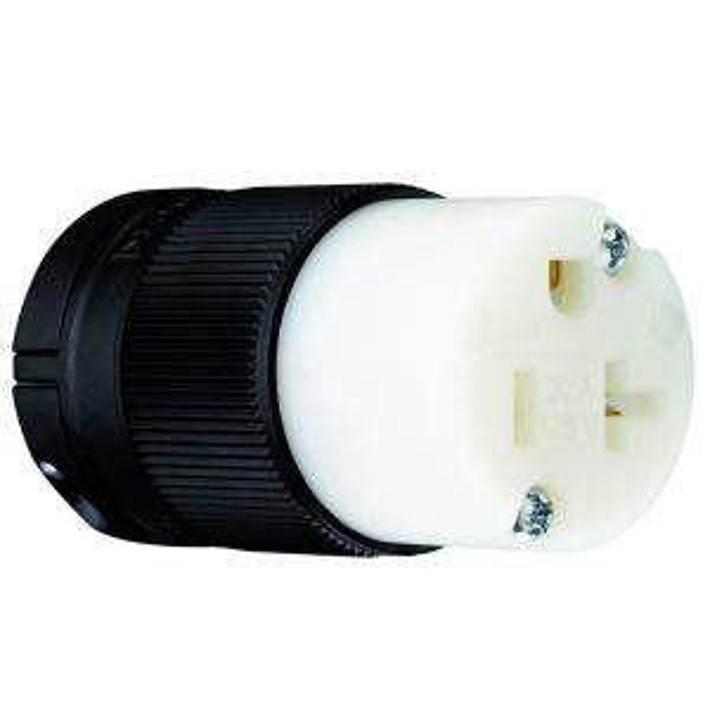 Reliance Controls Twist Lock 50-Amp 125/250-Volt Connector-LL550C