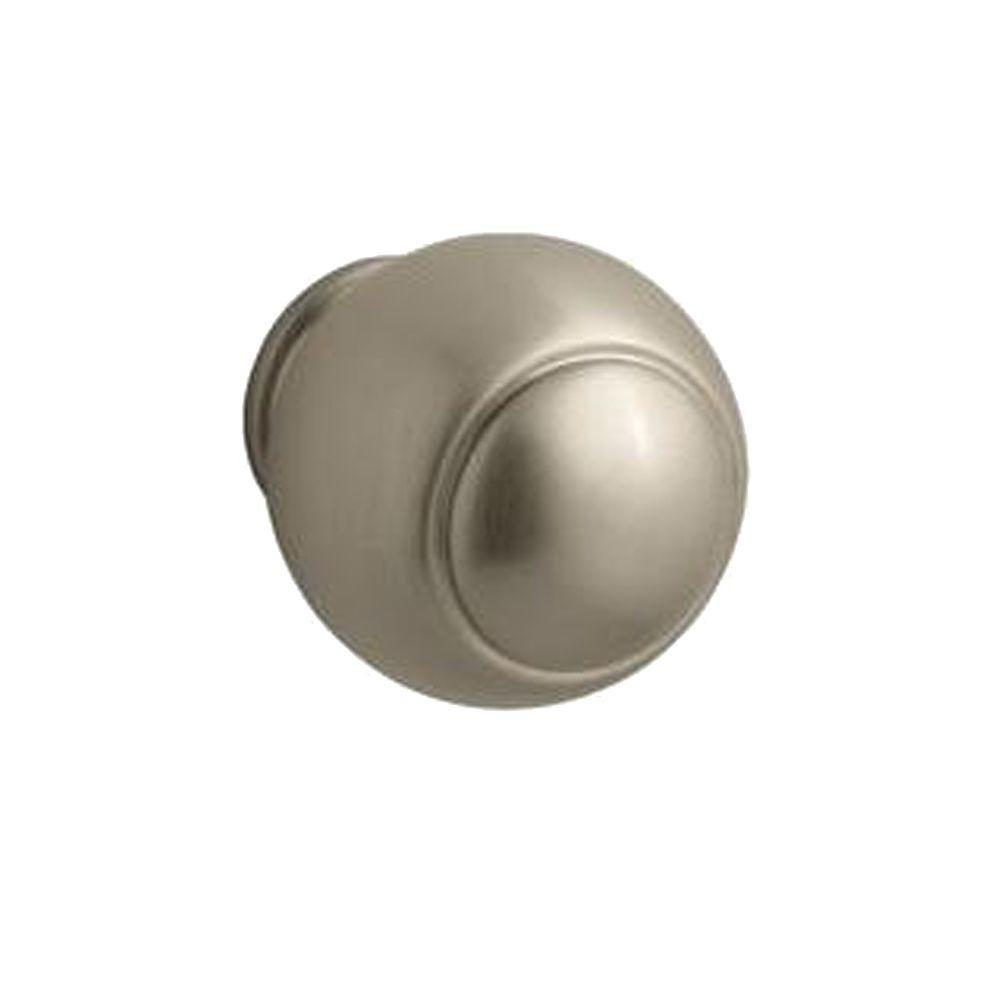 KOHLER 0.75 Vibrant Brushed Bronze Lyntier Cabinet Knob