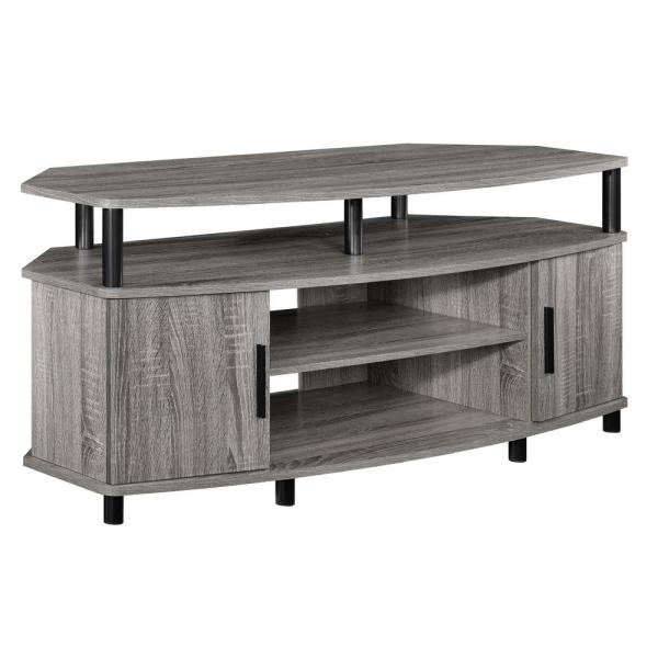 Ameriwood Home Windsor Sonoma Oak 50 in. TV Stand