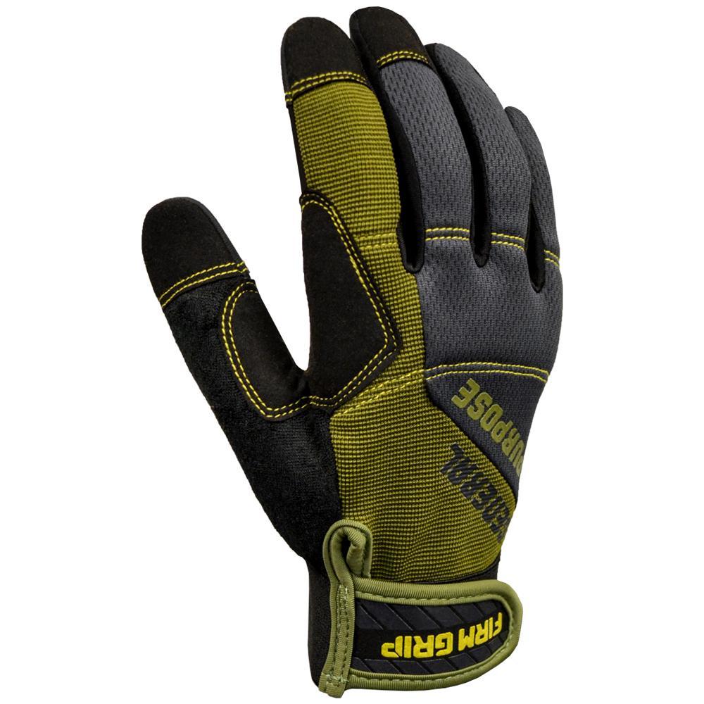 Firm Grip General Purpose Landscape Medium Glove (1-Pair)