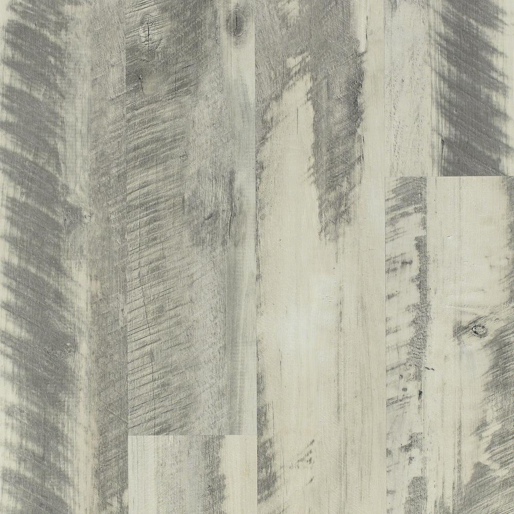 Floorte Jefferson 7 in. x 48 in. Avenue Resilient Vinyl Plank Flooring (18.68 sq. ft. / case)
