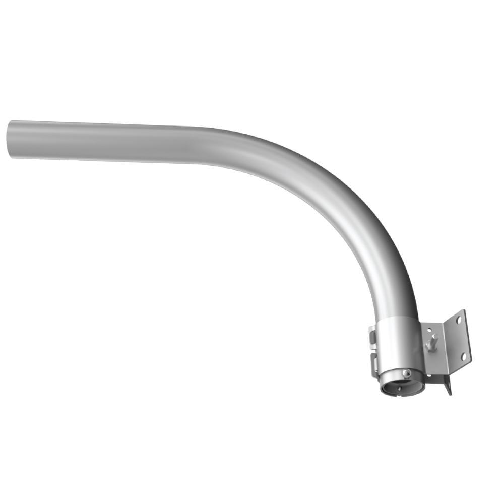 Hinkley Lighting 24 In Black Aluminum Stem 0024 Tbk The