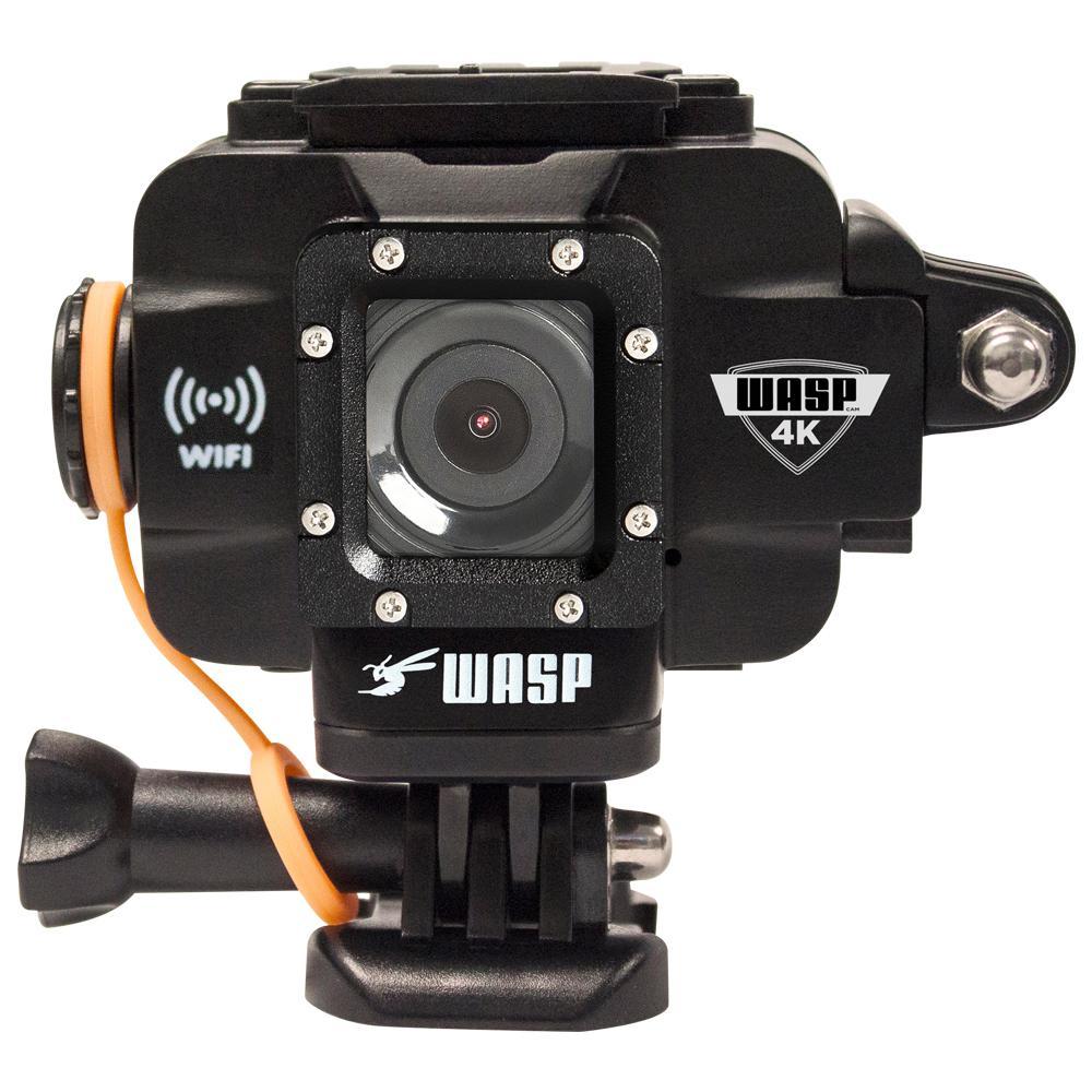 Waterproof 24/fps 4K Action Sports Camera