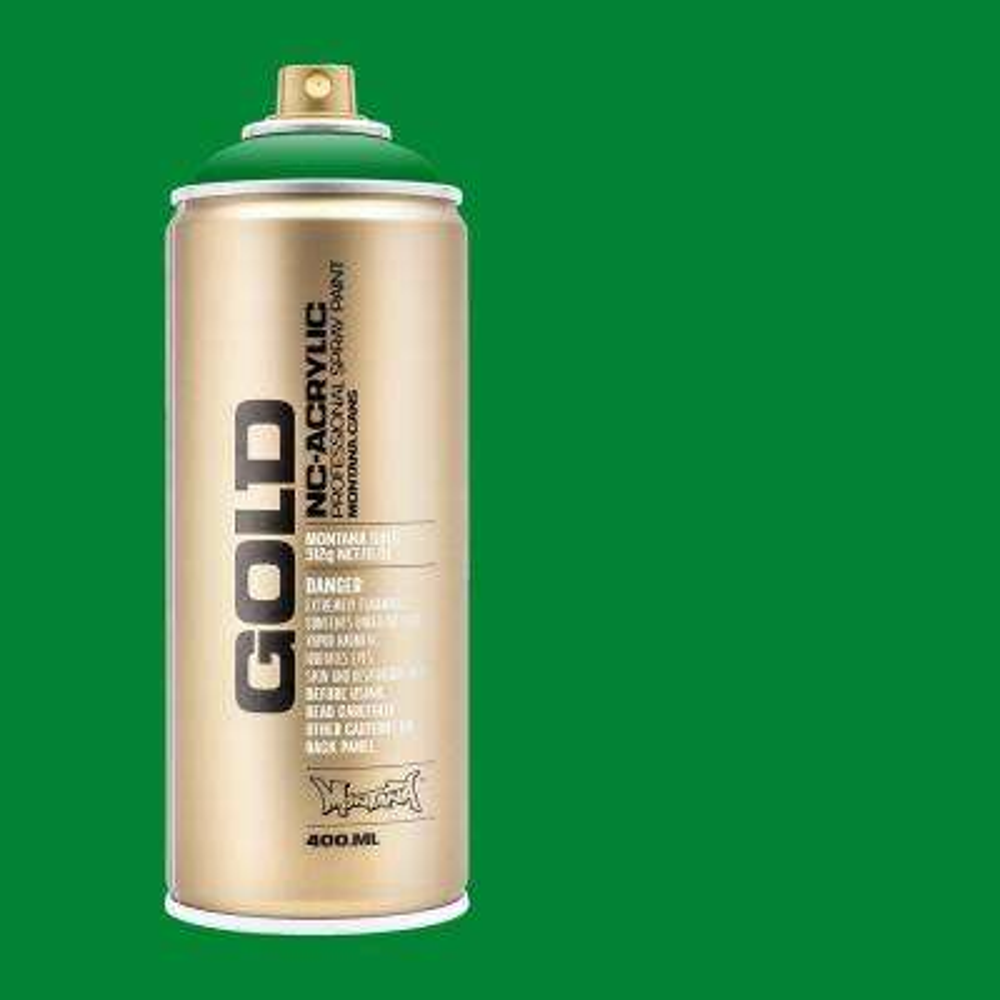 13 oz. GOLD Greenery Spray Paint