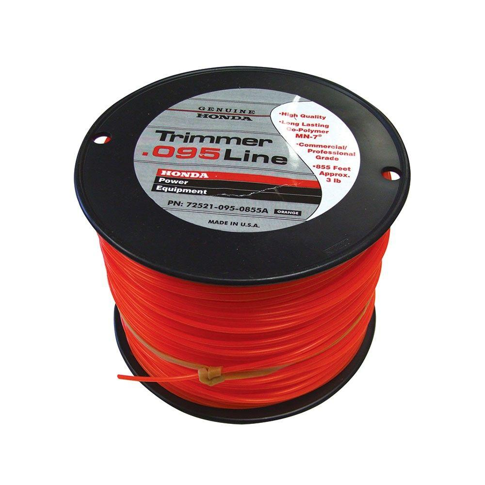 0.095 in. Co-Polymer MN-7 Trimmer Line 3 lb. Spool