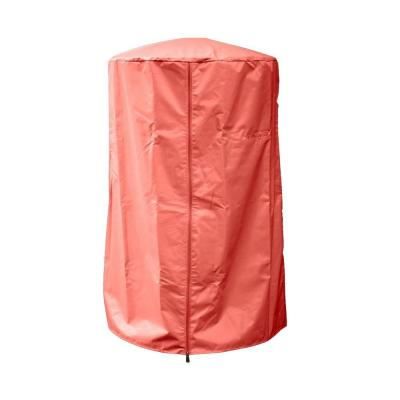 38 in. Heavy Duty Paprika Portable Patio Heater Cover